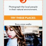 Lifestyle Guide Visualization: Travel Photography Tips